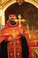Старший священник Никольского кафедрального собора протоиерей Алексий Кузнецов