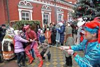 Православные христиане отметили Рождество