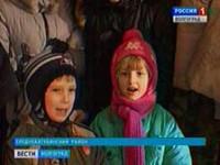 Рождество в Чапаевце встретили по-семейному