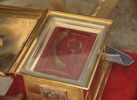 В Волгоградскую епархию из Франции привезены мощи святого Георгия Победоносца