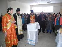 Престольный праздник прихода преподобного Ефрема Сирина в х.Суходол