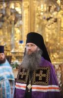 Хиротония архимандрита Елисея во епископа Урюпинского