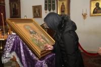 В Волгограде замироточила икона Феодосия Черниговского