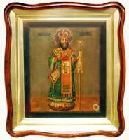 Мощи Феодосия Черниговского в храмах города