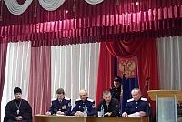 В Урюпинске состоялся отчётный казачий круг