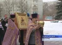 В Волгоград прибыли мощи святого Феодосия Черниговского