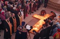 В храме Иоанна Богослова отслужат соборный покаянный молебен