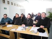 В Волжском прошло собрание духовенства благочиния