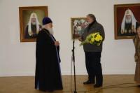 Выставка работ протоиерея Стефана Домусчи