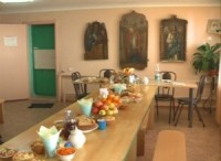 Православный стол в посту
