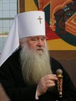 Архиерейское богослужение на приходе