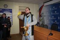 Отец Андрей провёл встречу с волгоградскими полицейскими