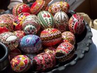 Подготовка к празднику светлой Пасхи в Волжском