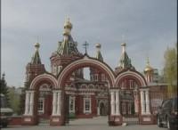 Сегодня в Волгоград прибыли несколько православных святынь