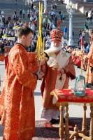 Православные празднуют Светлую Пасху