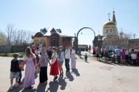 Пасхальный праздник в Волжском
