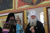 Престольный праздник в храме Иоанна Богослова