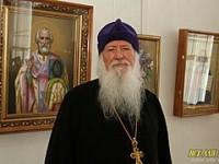 В Волгограде открылась выставка картин священника
