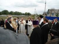 Божественная литургия в Урюпинском храме