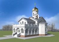 В селе Иловатка Старополтавского района идёт строительство церкви в честь святителя Николая Чудотворца