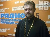 Настоятель Свято-Духова монастыря в Волгограде игумен Гавриил (Куликов)
