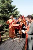 Крестный ход в День Победы прошёл в Волжском
