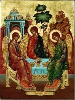 Праздник Святой Троицы в Михайловке