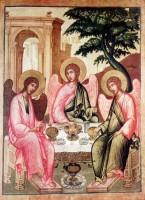 Концерт на праздник Троицы