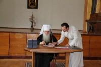 Выпускной в Царицынском Православном университете