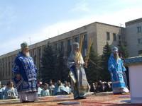 Торжества в Урюпинске
