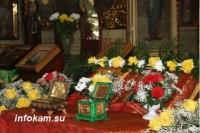 Мощи Святого Пантелеймона из Никольского собора прибудут в другие церкви Камышина