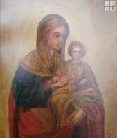 Обнаружен список чудотворной Урюпинской иконы Божией Матери