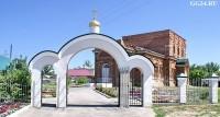 Единственная в райцентре Даниловка православная церковь восстанавливается на пожертвования местных жителей и частных фирм