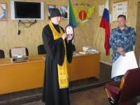 Сотрудники УФСИН региона поклонились мощам святых