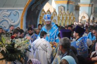Престольный праздник в Урюпинске