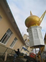 Приход Петра Афонского приобрел очертания храма