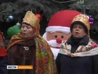 В Казанском соборе состоялся праздничный концерт