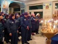 Осужденные женщины встретили Рождество и готовятся к Крещению