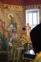Соборная молитва в Волжском