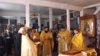 Престольный праздник в городе Новоаннинский