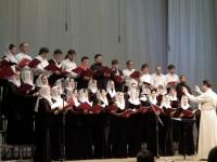 Рождественский благотворительный концерт