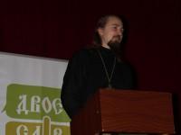 Встреча со священником Романом Блинковым