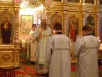 Встреча Рождества Христова в Урюпинском благочинии