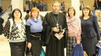 Делегация Урюпинской епархии на Рождественских чтениях