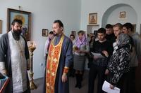 Молебен в день памяти святой мученицы Татианы