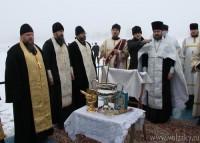 Волгоград и Волжский встретили Крещение Господне