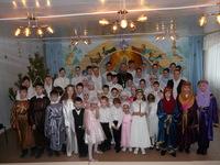 Праздника Рождества Христова в воскресной школе
