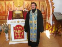 Иерей Алексий Маслов выступил с докладом