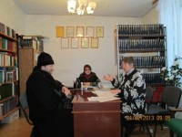 В преддверии проведения Дня Православной Книги