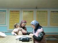 Медицинский отдел на приходе
